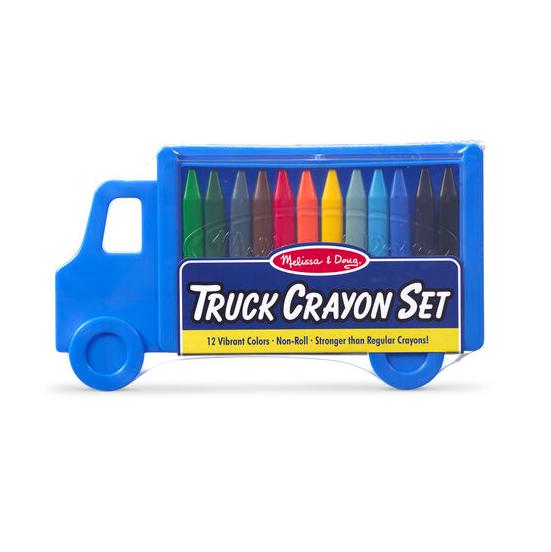 Truck Crayon Set #4159