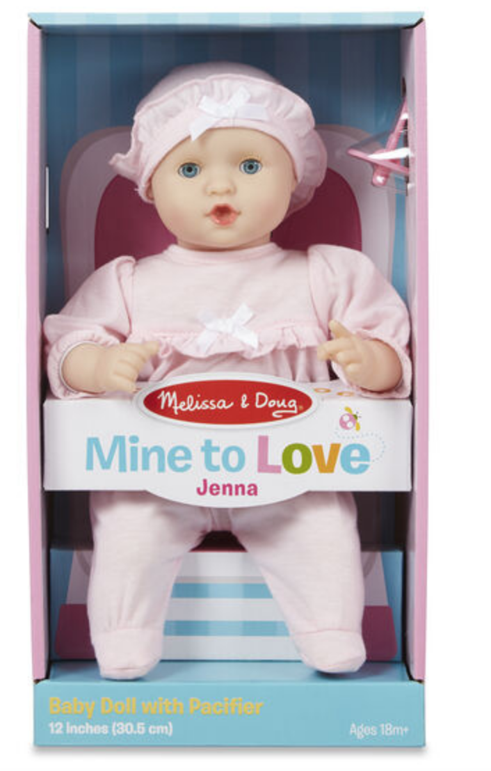 """12"""" Doll Jenna #4881"""