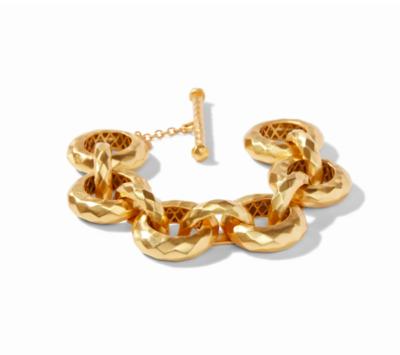 BL114G00 Savannah Link Bracelet Gold