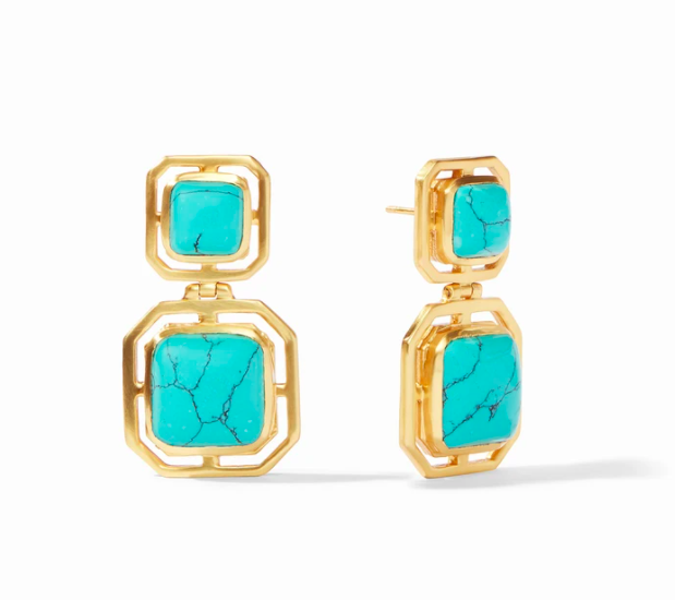 ER579GTU00 Geneva Statement Earring