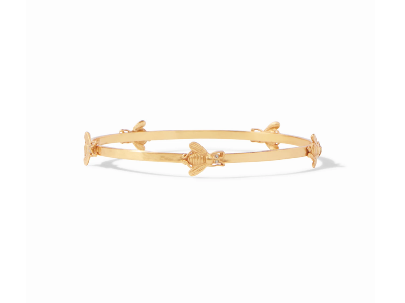 BG190GCZ-M Bee Bangle