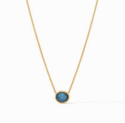 Verona Solitaire Necklace Gold N338GIAB00