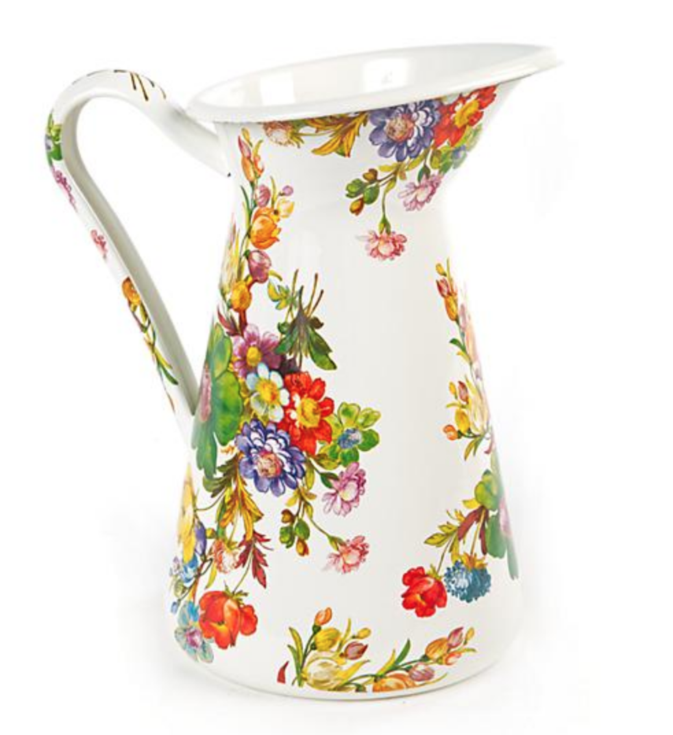 Flower Market Practical Pitcher - Large