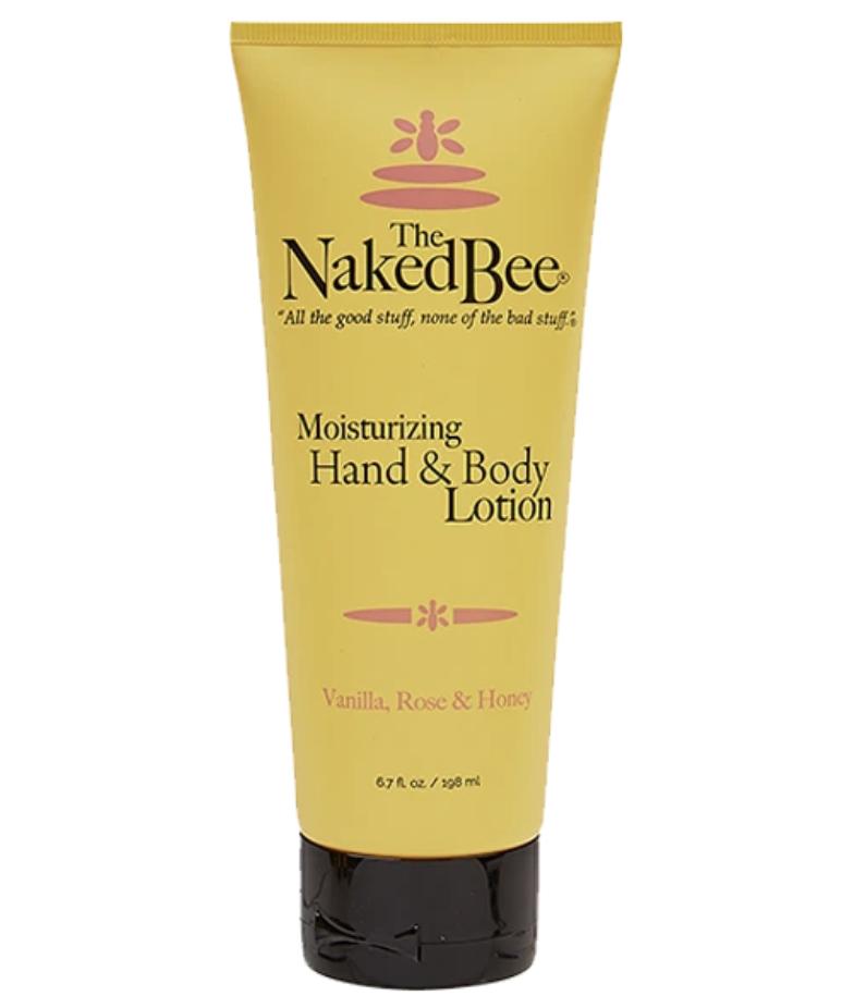 Vanilla, Rose & Honey 6.7oz Hand & Body Lotions