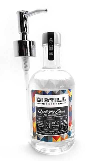 375ml Sanitizing Elixir