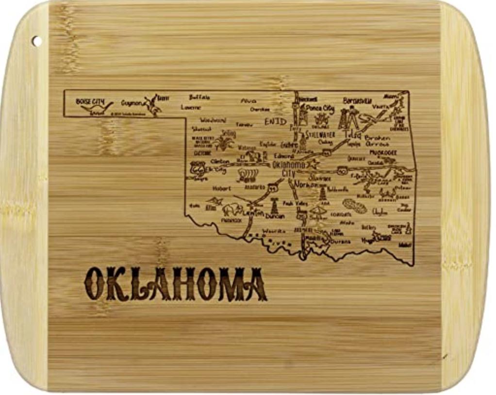 Slice of Life Oklahoma Board