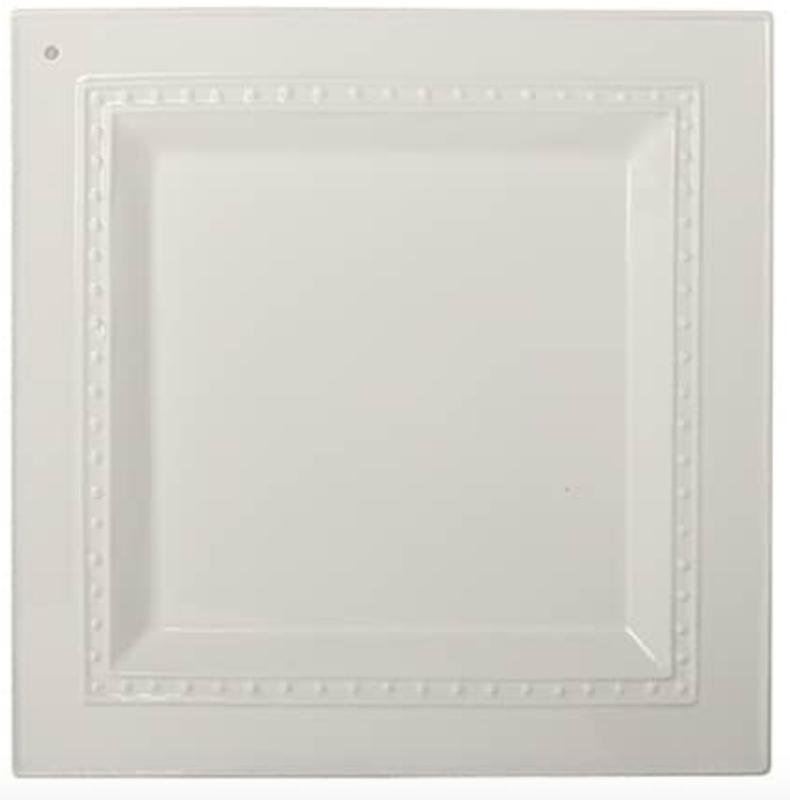 Pearl Square Platter #K5