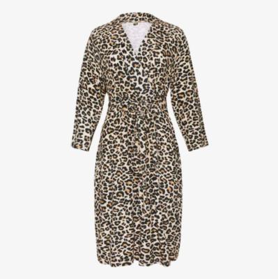 Lana Leopard - Mommy Robe