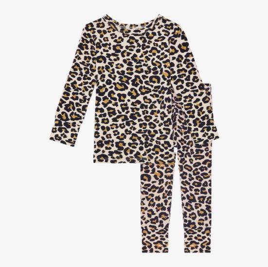 Lana Leopard - Basic Loungewear