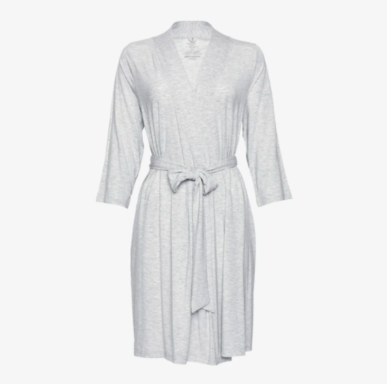 Athletic Heather - Mommy Robe