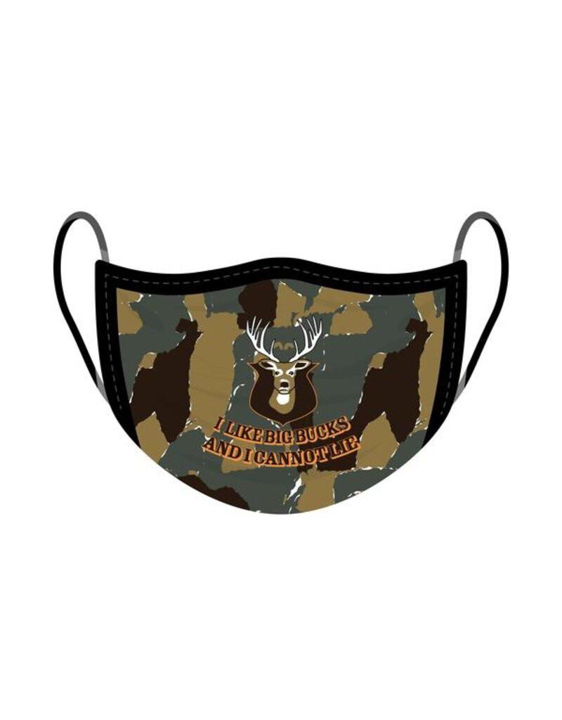 I Like Big Bucks Mask