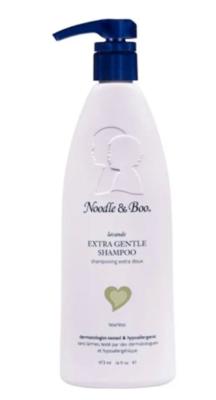 Lavendar Extra Gentle Shampoo 16oz