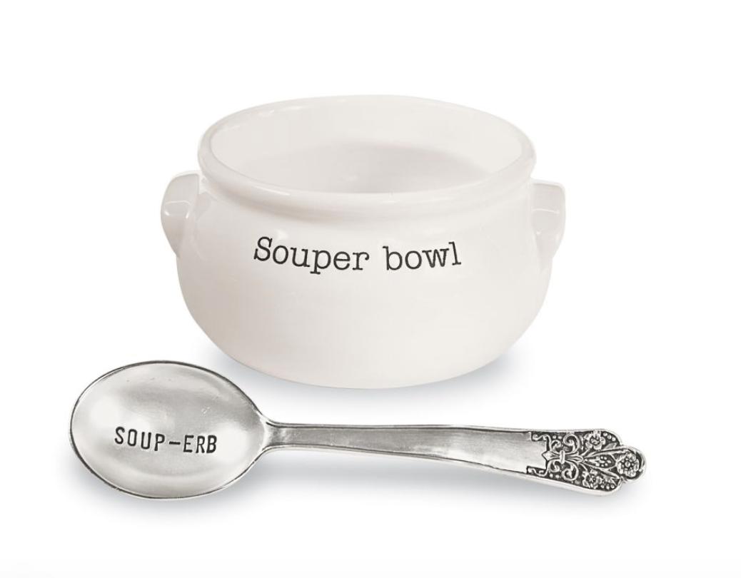 Souper Soup Bowl Set #48500004B