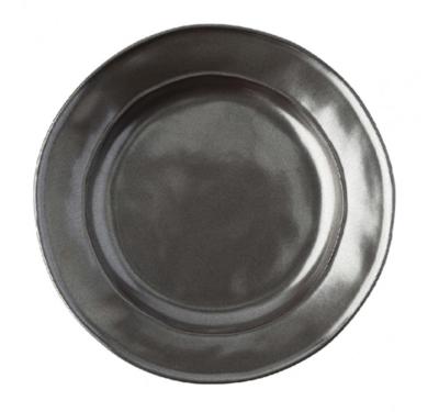 Pewter - Round Dessert/Salad Plate #KP02X/91