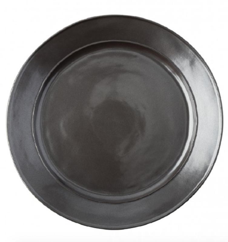Pewter Round Dinner Plate 11