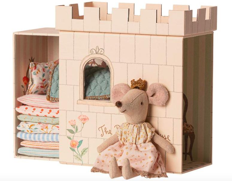 Princess On The Pea Big Sister Mouse #9733