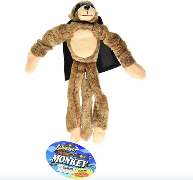 Slingshot Monkey