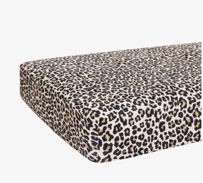 Lana Leopard - Crib Sheet