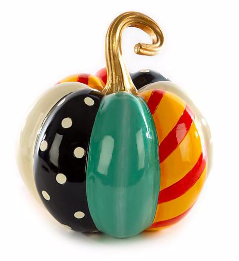 Patchwork Spice Pumpkin Medium