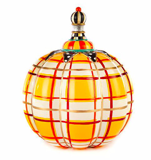 Tartan Spice Pumpkin - Butterscoth Plaid