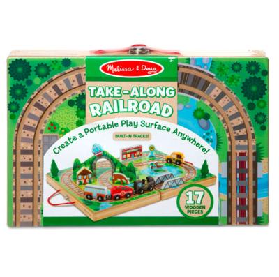 Take-Along Railroad #30140