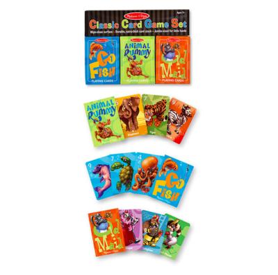Classic Card Game Set #4370