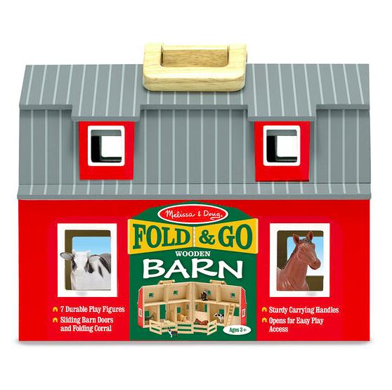 Fold & Go Barn #3700