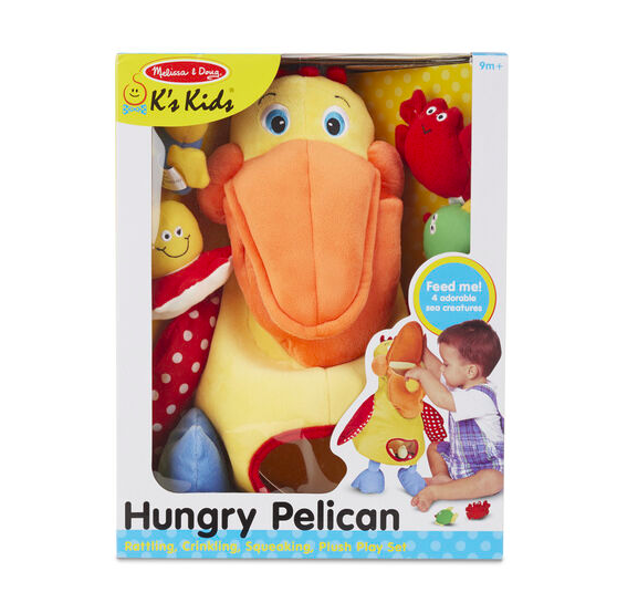 Hungry Pelican #9154