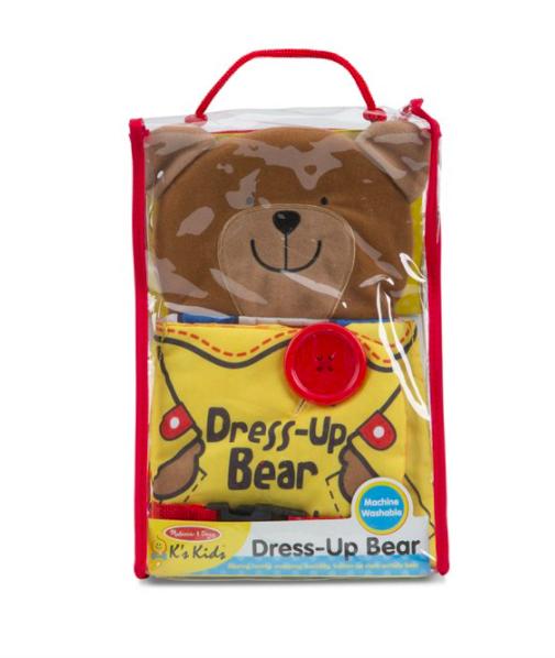 Dress Up Bear #9206