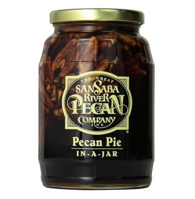 Traditional Pecan Pie-In-A-Jar