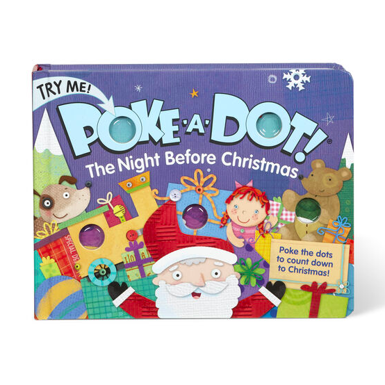 Poke-A-Dot: The Night Before Christmas #31349