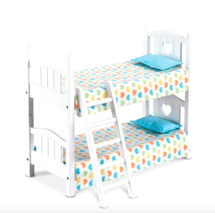 Mine to Love Play Bunk Bed #31721