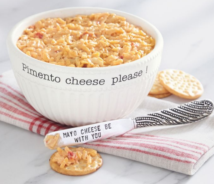 Pimento Cheese Serving Set #4851107