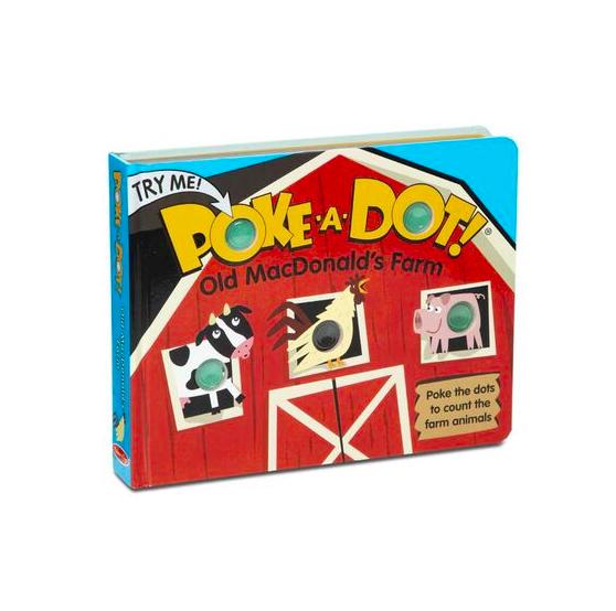 Poke-A-Dot: Old MacDonald's Farm #31341