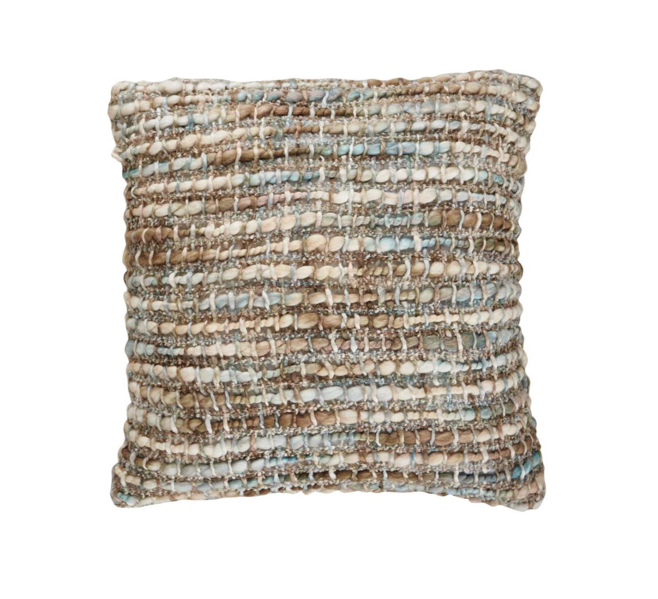 Chunny Pillow  - Mist 18x18