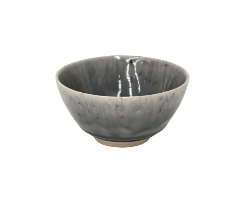Madeira Soup/Cereal Bowl - Grey #DES141