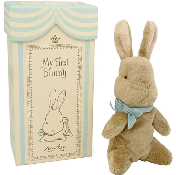 My First Bunny in Box