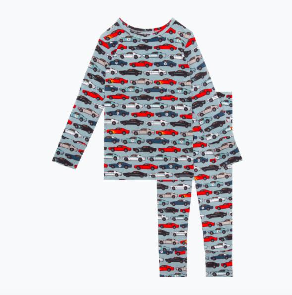 Miles - Long Sleeve Basic Loungewear