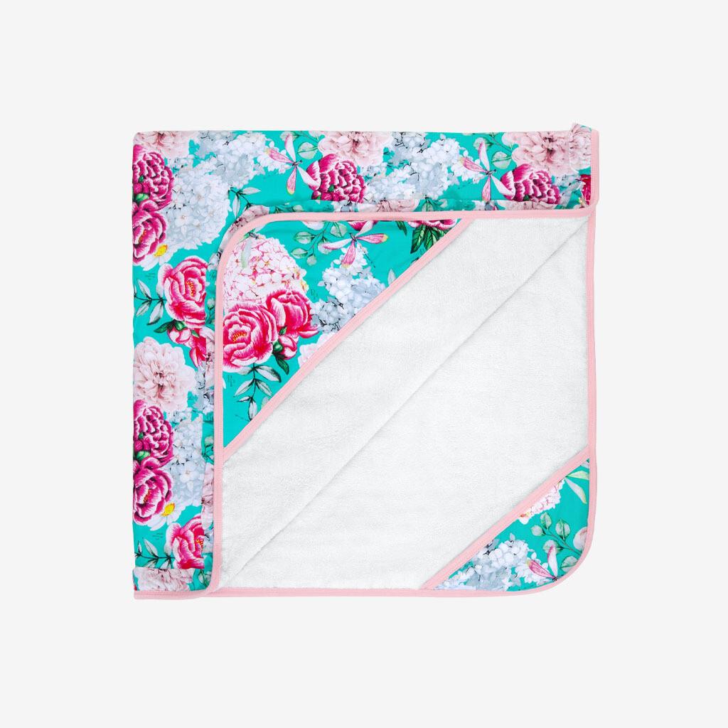 Eloise - Ruffled Hooded Towel