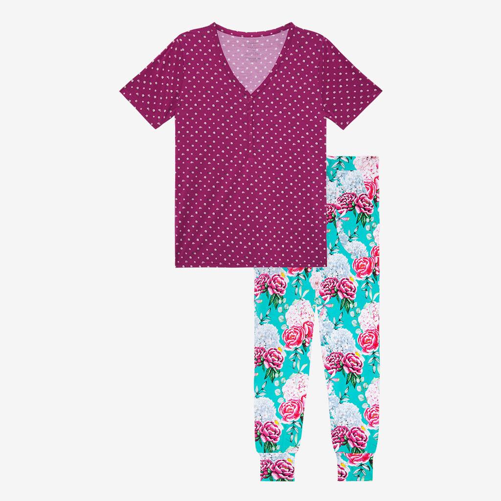 Eloise - Women Short Sleeve Loungwear