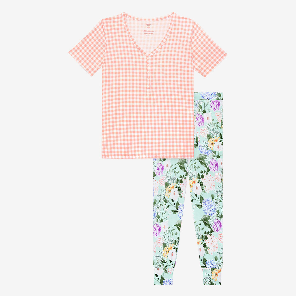 Erin - Women Short Sleeve Loungewear