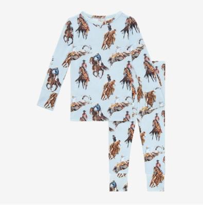 Brody - Long Sleeve Basic Pajamas