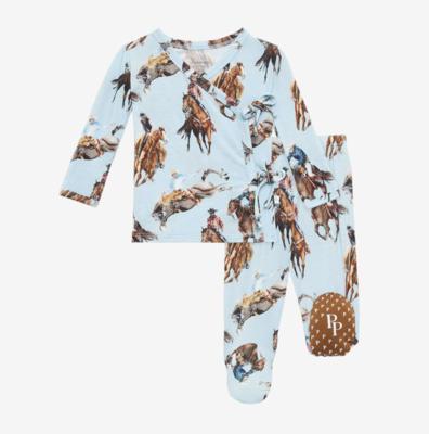 Brody - Tie Front Kimono