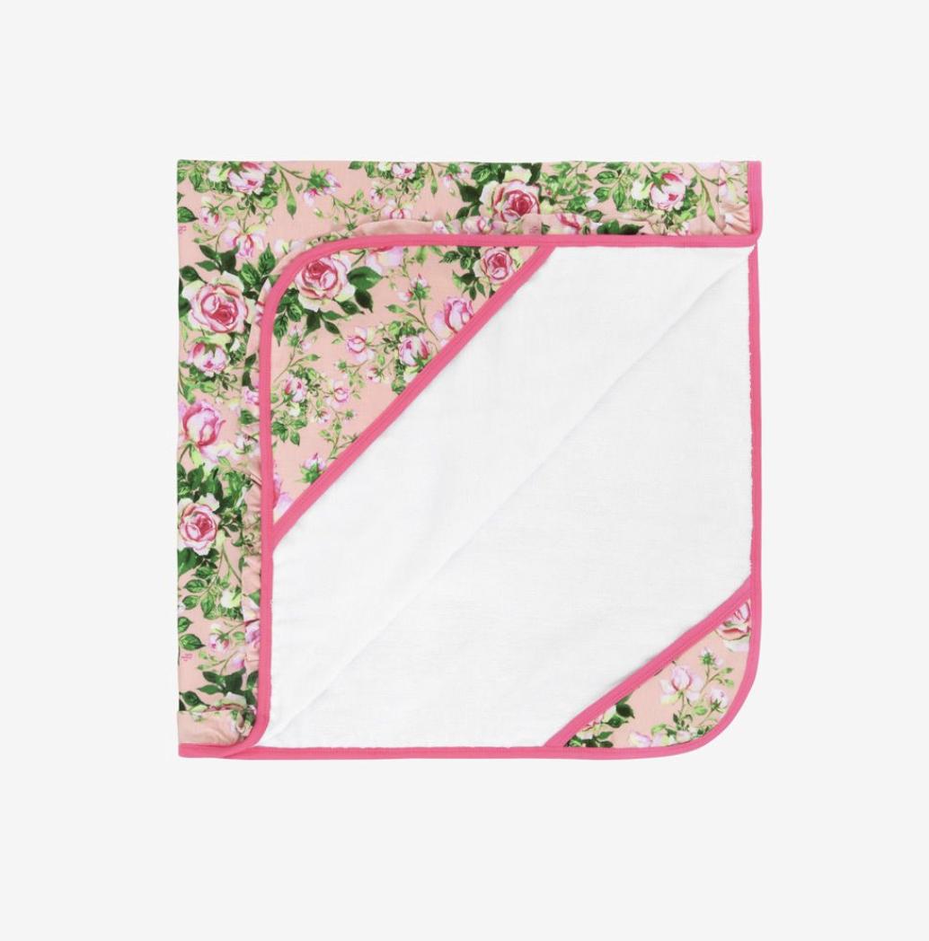 Renia - Ruffled Hooded Towel