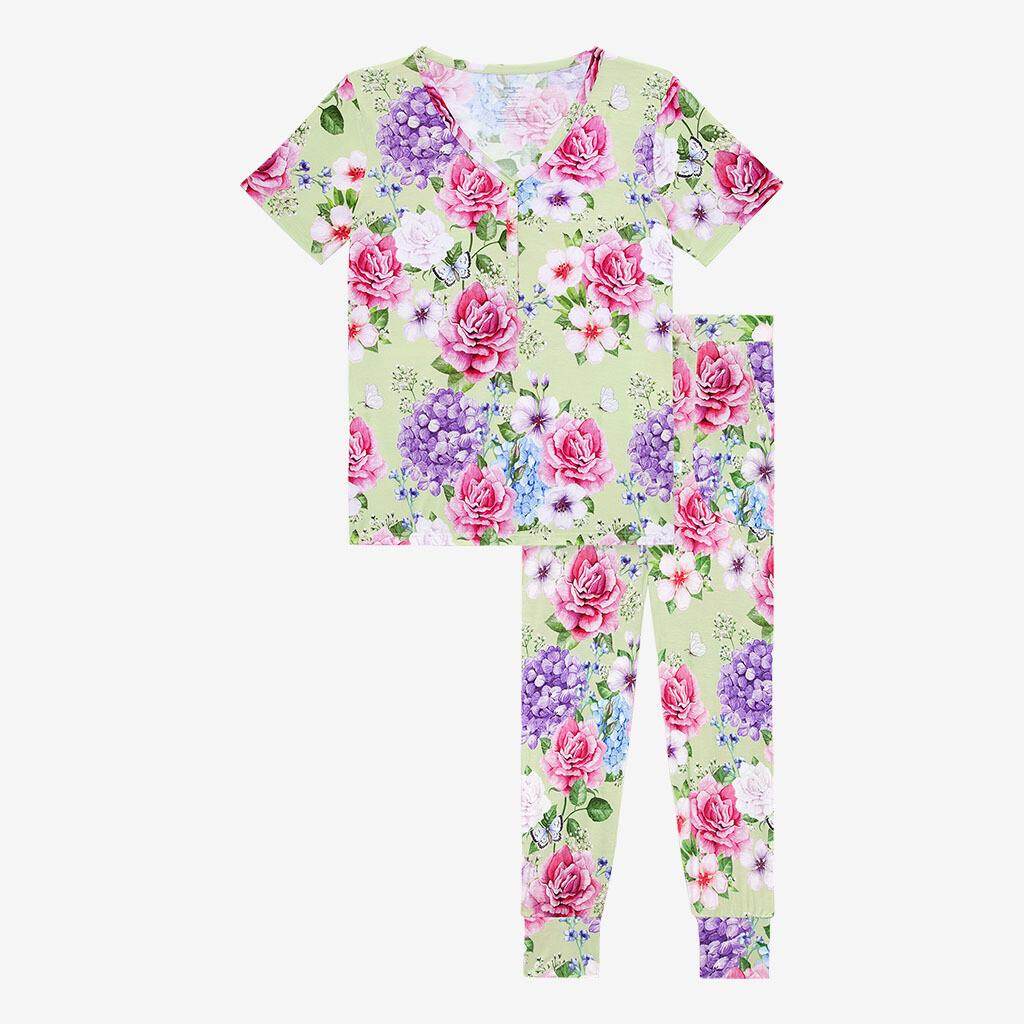 Georgina - Women's Short Sleeve PJ Set