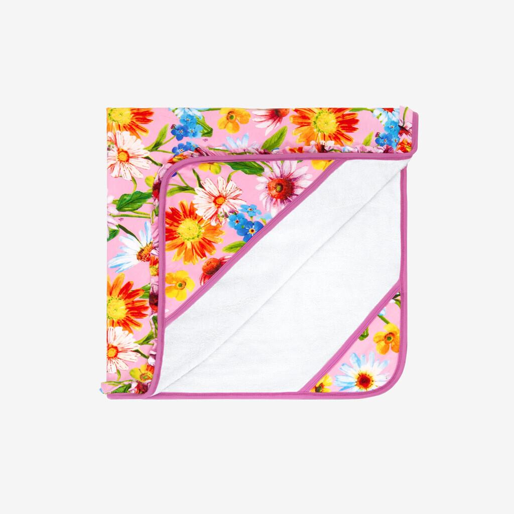 Kaileigh - Ruffled Hooded Towel