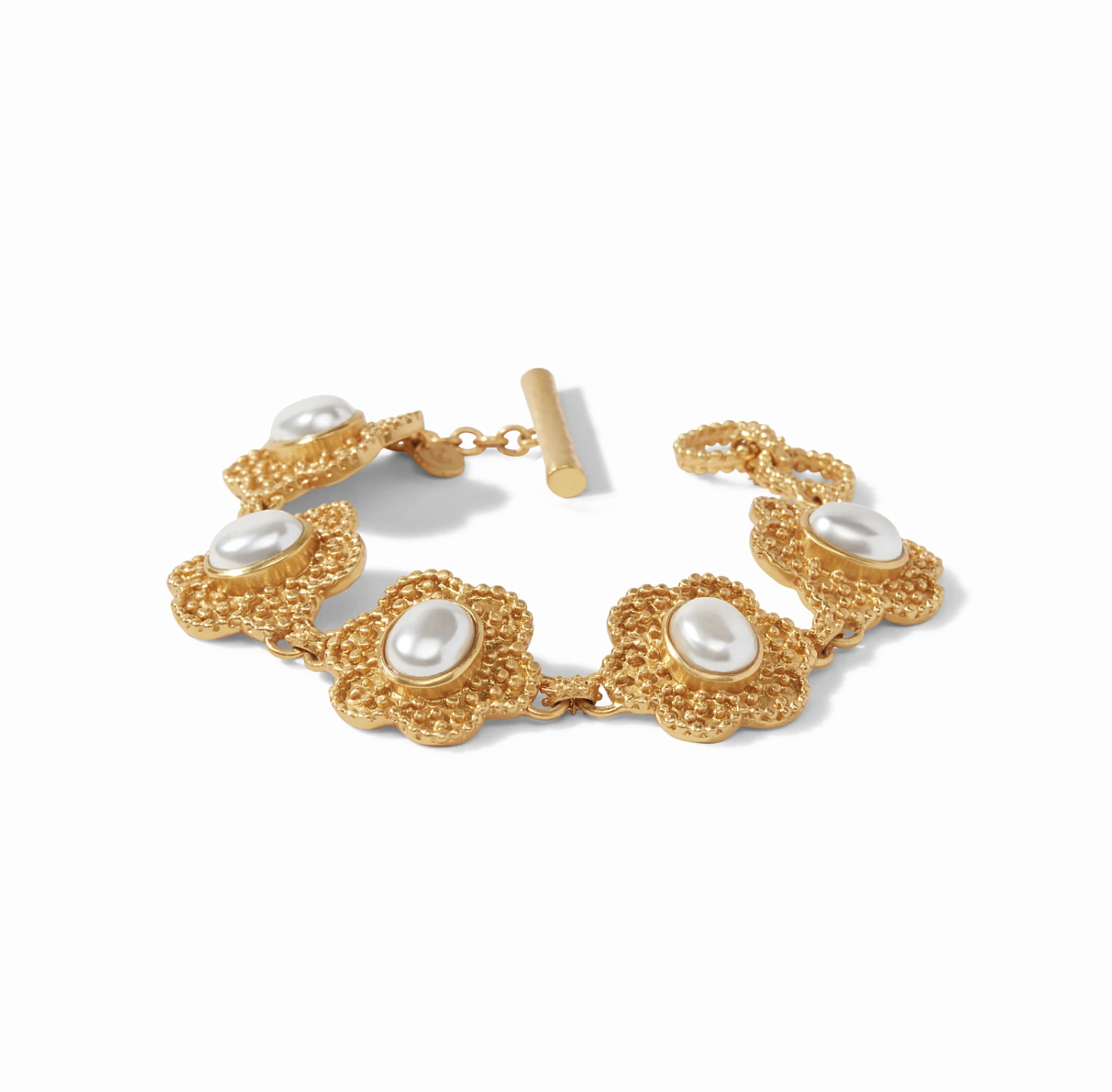 Colette Bracelet Gold Pearl #BL153GPL00