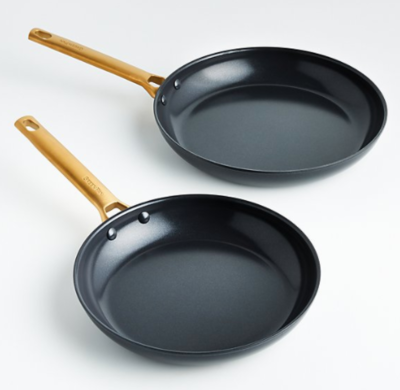 Reserve 2-Piece Open Frypan Set, 10 and 12-inch