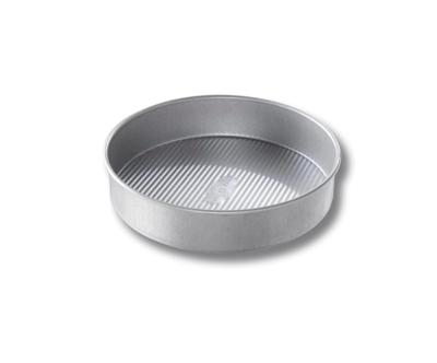 """USA 9"""" Round Cake Pan #1080LC"""