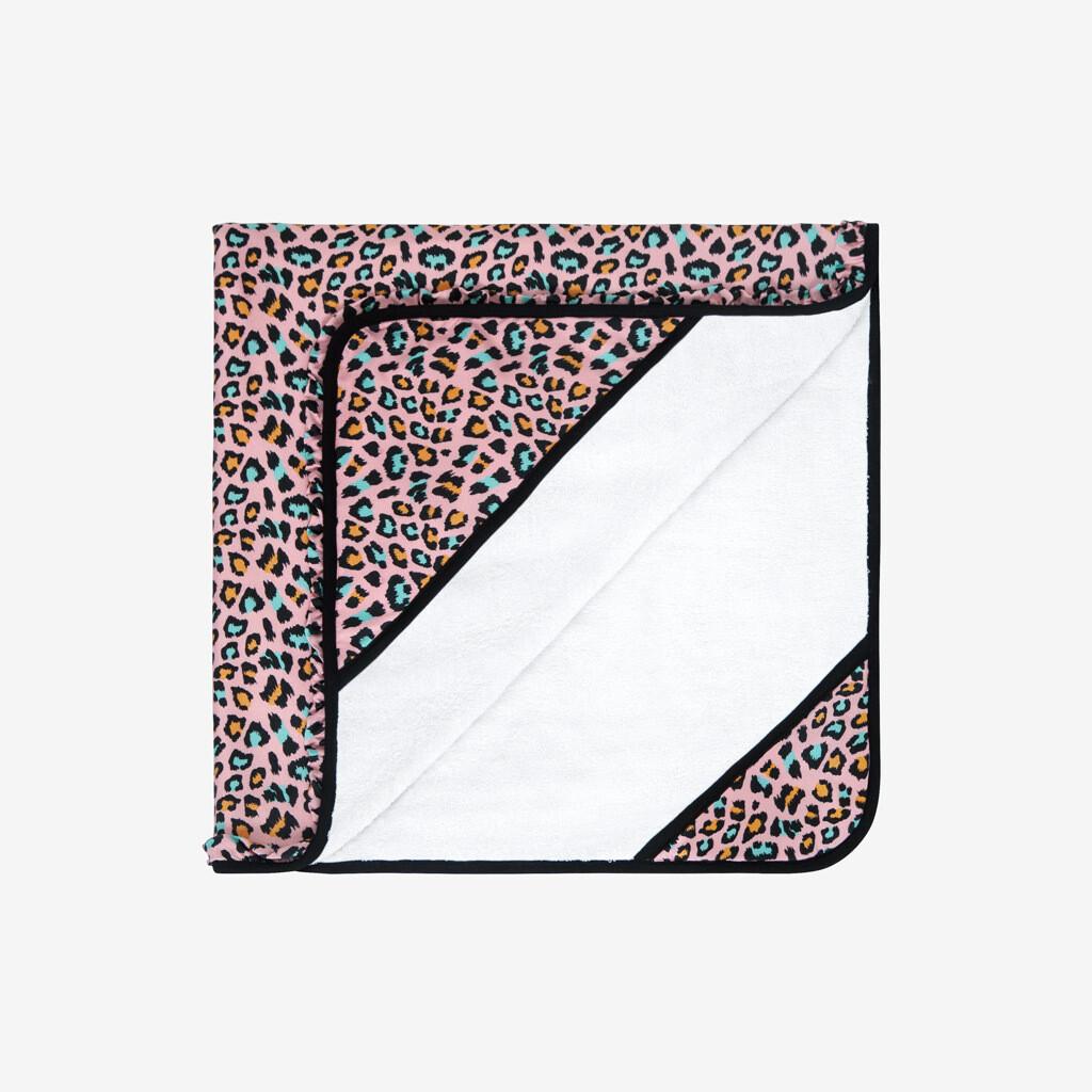 Roxy - Ruffled Hooded Towel